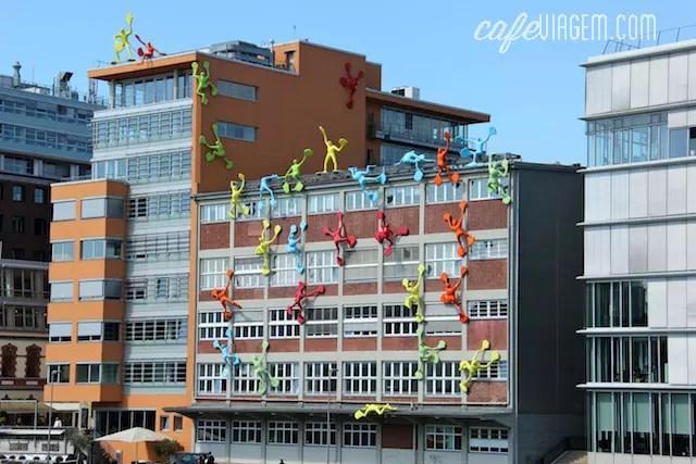 arquitetura arrojada e divertida !