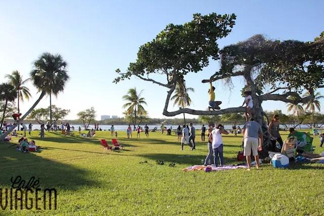 Miami-Parks