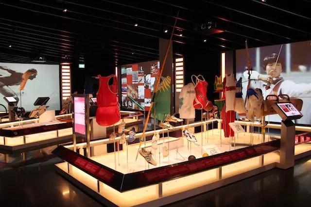 O emocionante Museu Olímpico de Lausanne