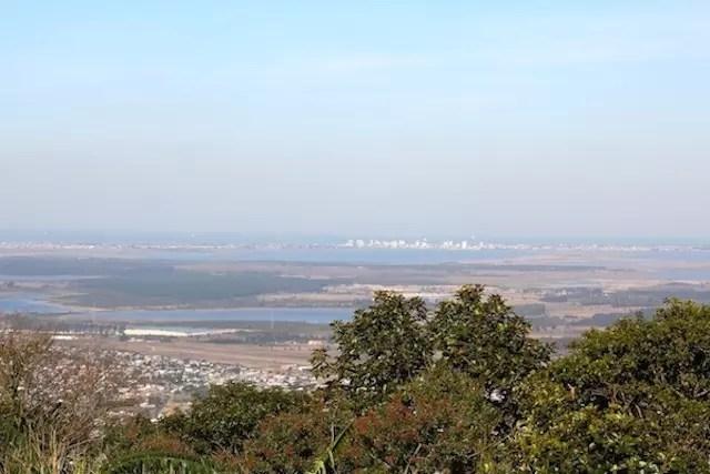 Visual do Morro da Borússia em Osório
