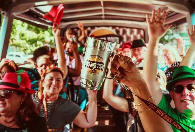 Bus Bier Tour Gramado