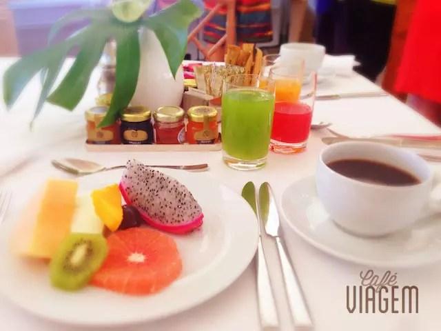 Café da manhã no Copacabana Palace é tuuuuudo!!!!!!!