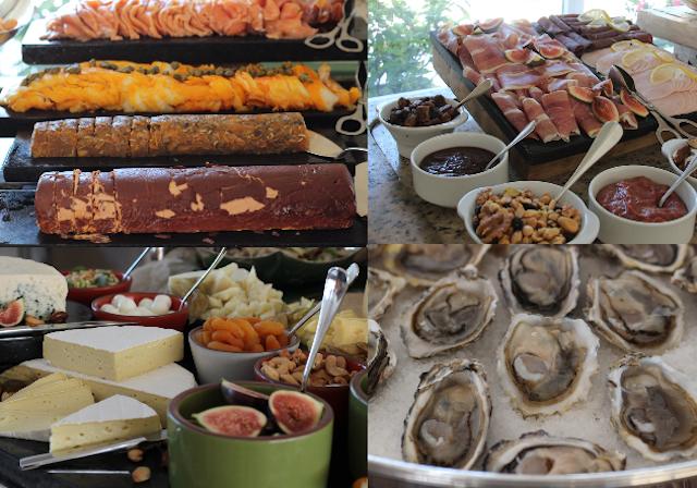 mais: as ostras e maravilhas do brunch