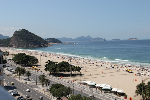 Copacabana Palace Suite Penthouse (22)