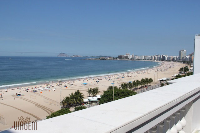 Copacabana Palace Suite Presidencial