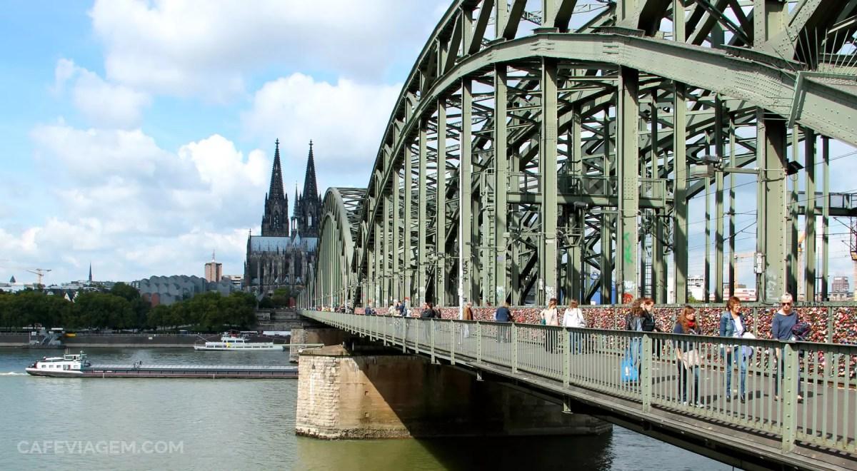 O que fazer em Colonia na Alemanha