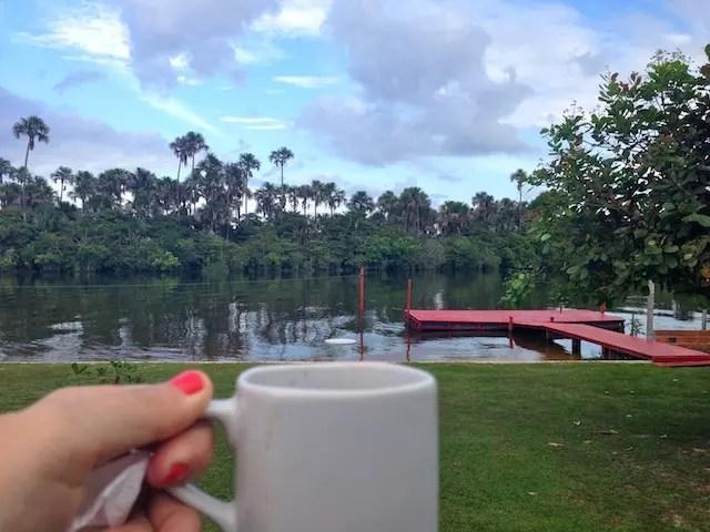 E bom dia, Rio Preguiças!