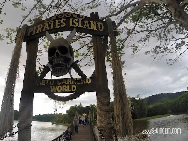A Ilha dos Piratas