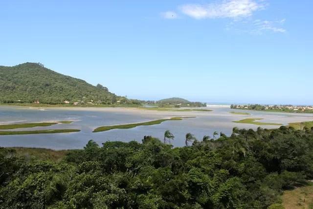 O visual da Lagoa da Ponta da Piteira