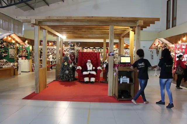 A Vila de Natal de 2016 de Gramado, ficou bem sem graça. Uma pena