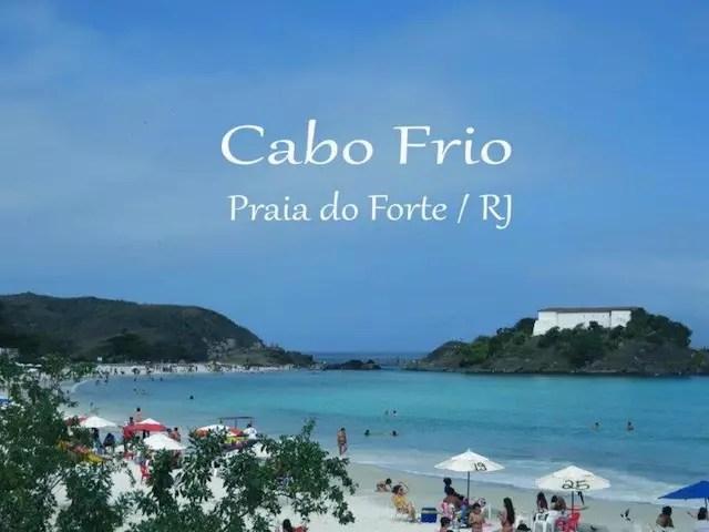 Cabo Frio Praia do Forte