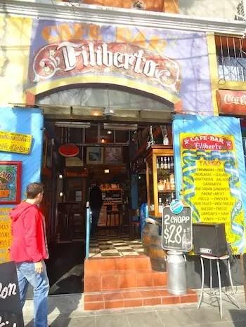 Cafe Fliberto La boca 2