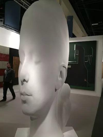 Um pouco de Art Basel de dezembro em Miami - foto Zilda Campos