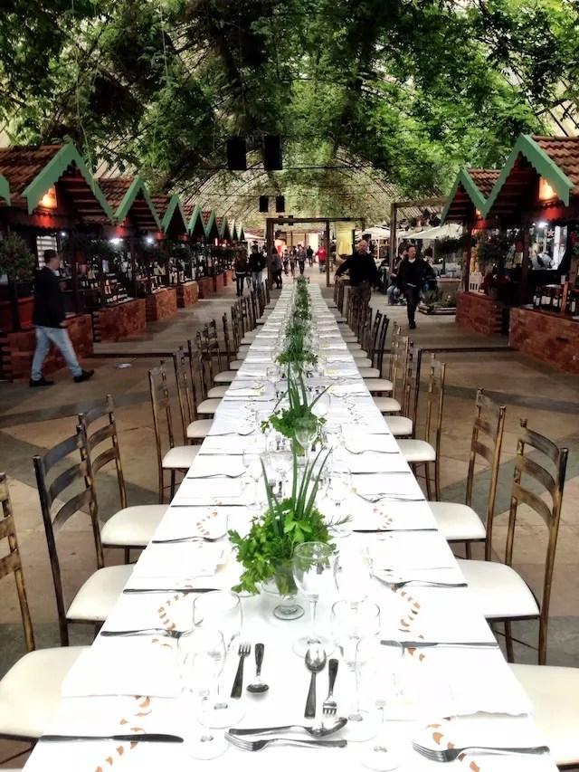 evento do Gastronômade durante o Festival de Gastronomia em Gramado
