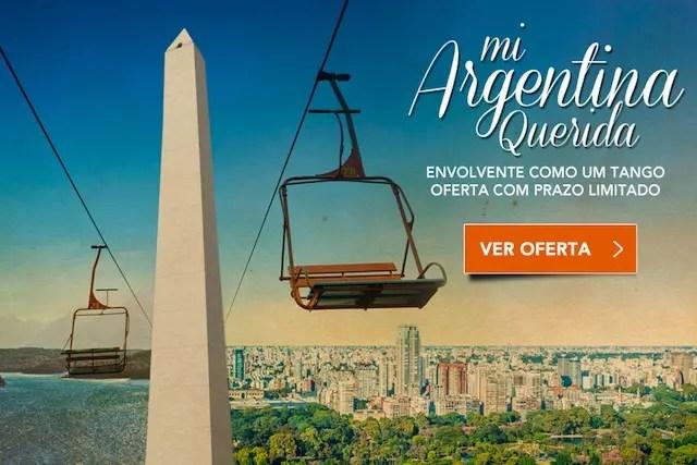 Promo viagem Argentina