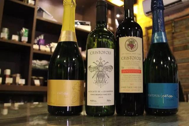 Os vinhos que harmonizaram cada passo da refeição