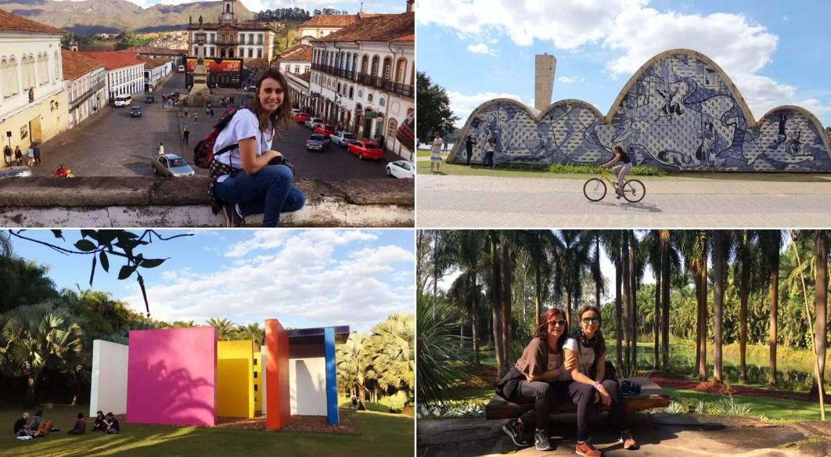 Roteiro Belo Horizonte Inhotim Ouro Preto