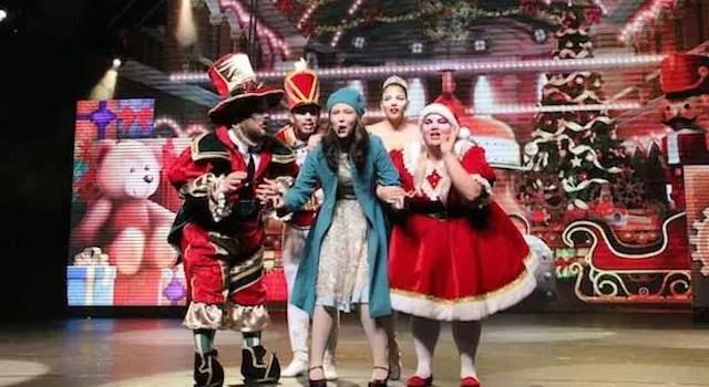 Natal Pelo Mundo, o espetáculo ideal para famílias