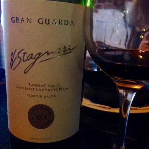 vinho uruguai