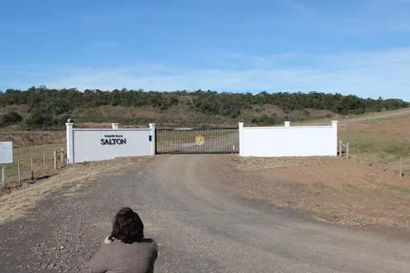Salton ainda não abre para visitas turísticas
