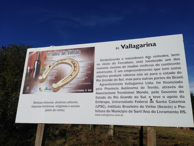 Ferradura dos Vinhedos Vallagarina