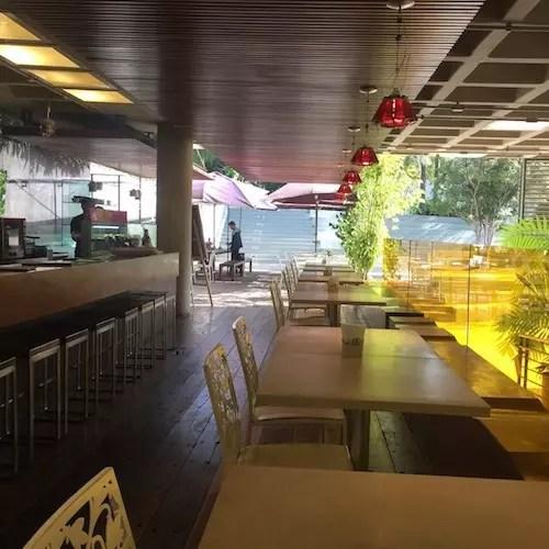 A Cafeteria