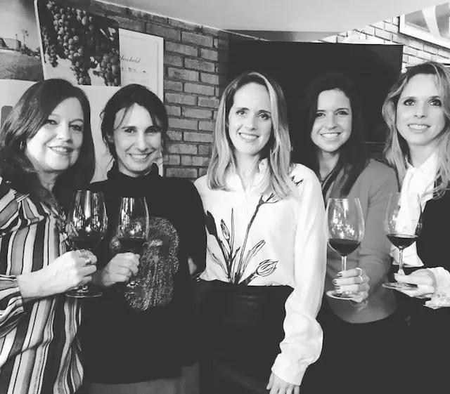 """Eu e as """"4 mulheres por trás da Guatambu"""""""