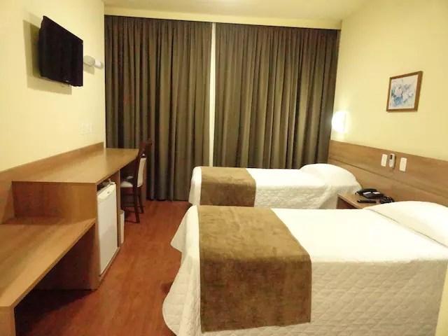 Turismo em Pelotas Hotel Cur