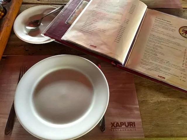 Xapuri Restaurante Belo Horizonte