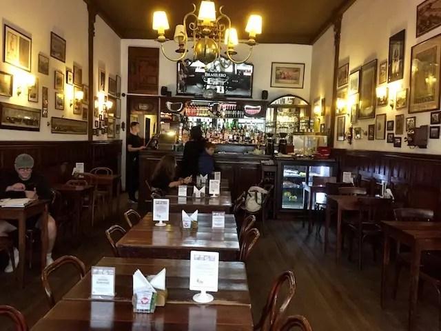 Cafe Brasileiro Montevideu