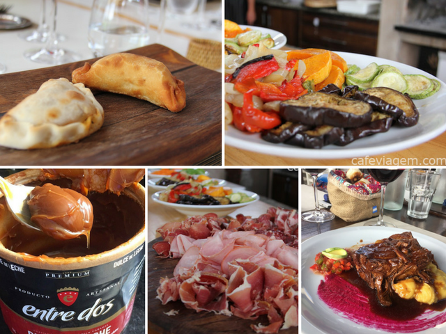 onde comer em Mendoza