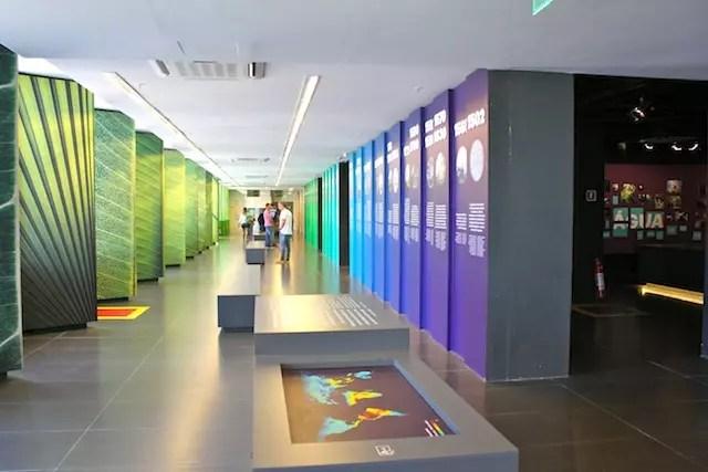 exposicao centro de visitantes Paineiras Corcovado