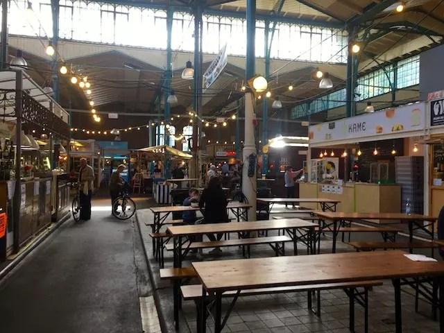 mercados gastronomicos da Alemanha Markthalle Neun Berlim