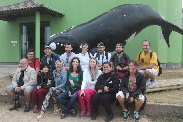 Rota da Baleia Franca Santa Catarina