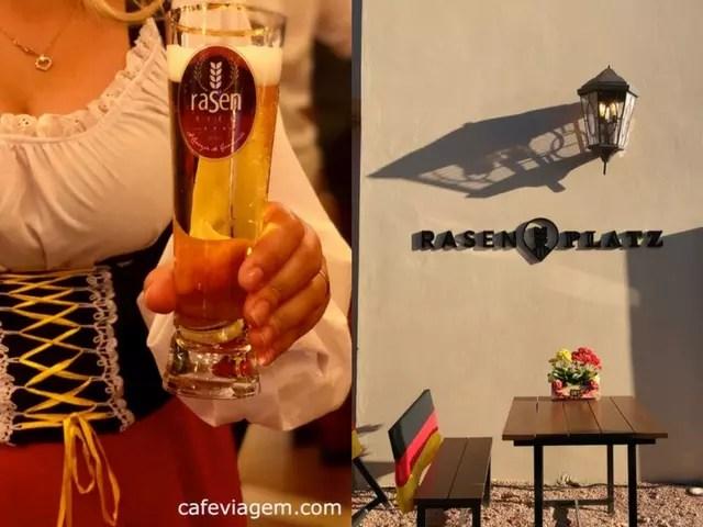 cervejaria Rasen Platz de Gramado