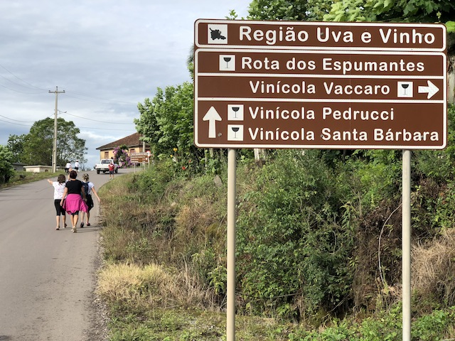 Estrada do Sabor Garibaldi