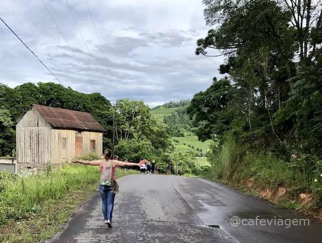 Estrada do Sabor Garibaldi Vaccar