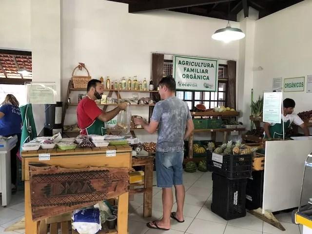 Mercado Produtor Garopaba