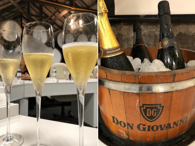 vinícola Don Giovanni