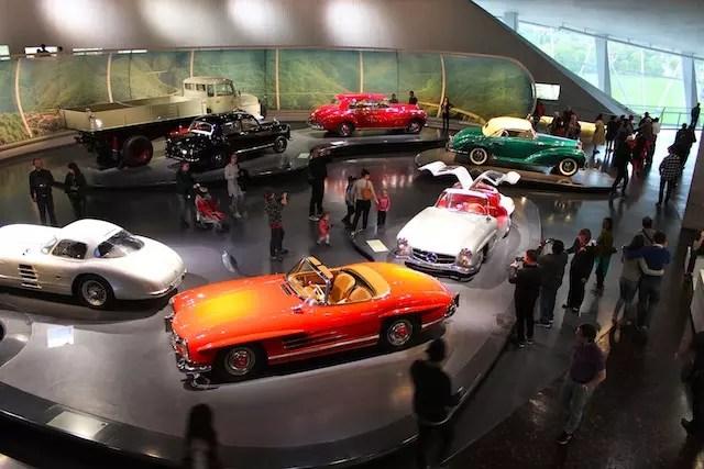 Museu Mercedes Benz Alemanha