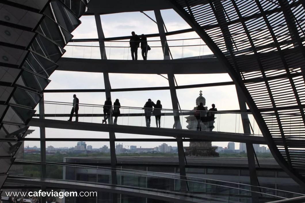 Visita ao Parlamento Alemão Berlim