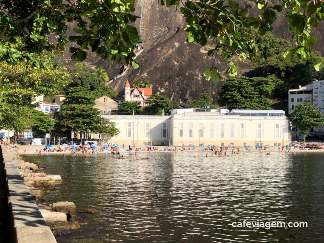 do ir ao Bar da Urca