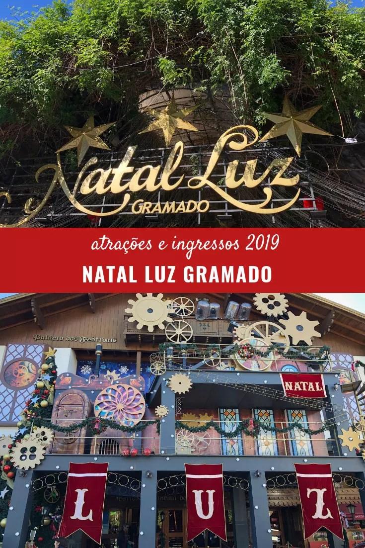 Natal Luz Gramado 2019