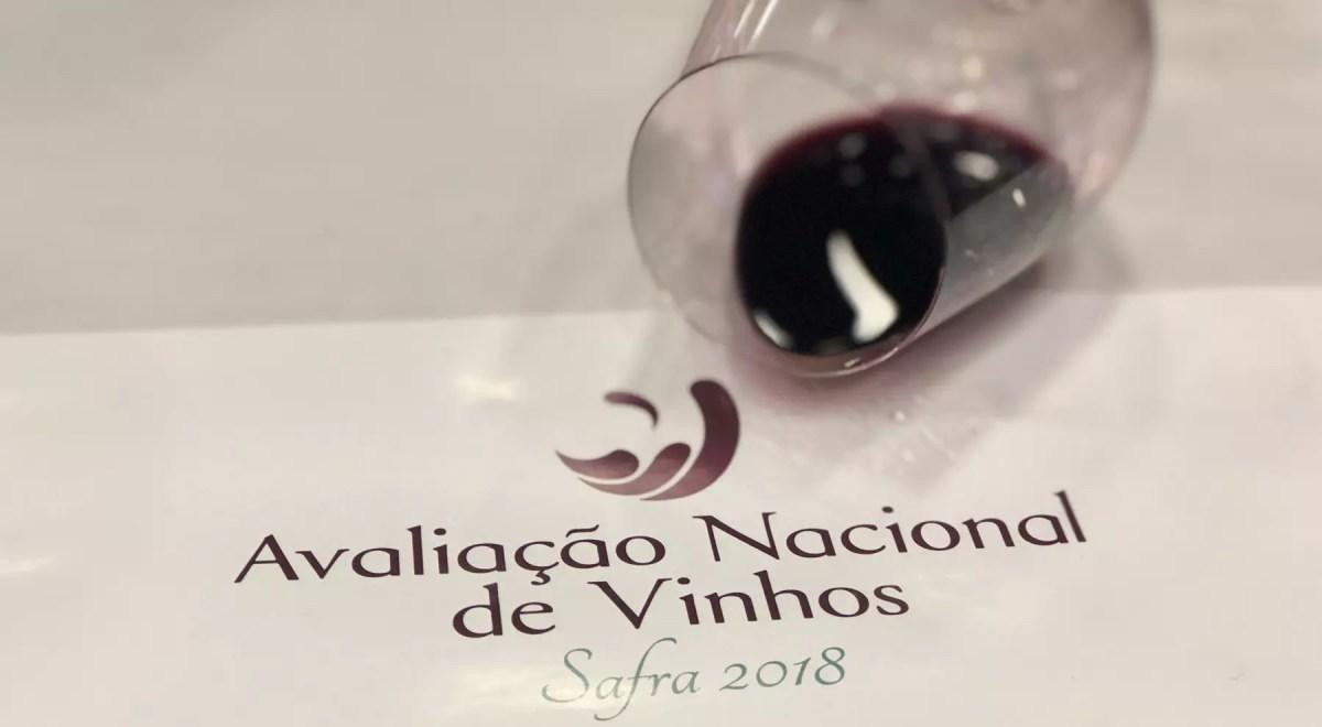 Avaliação Nacional de Vinhos Safra 2018