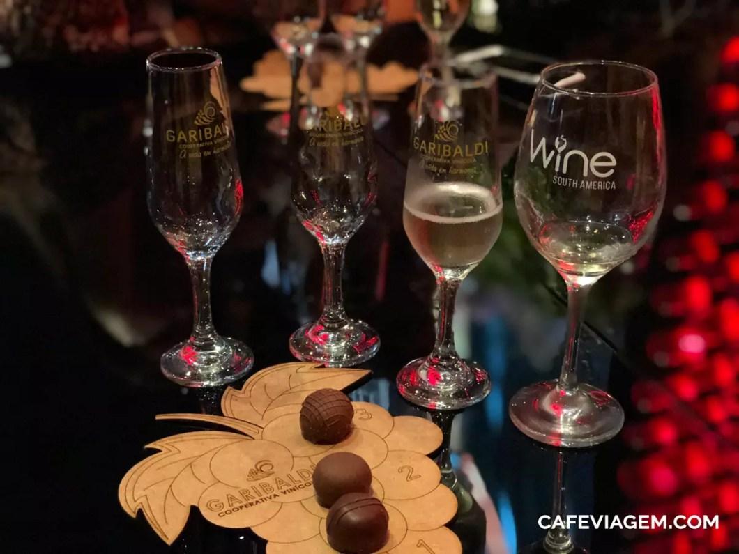 Feira Internacional de Vinhos Wine South America