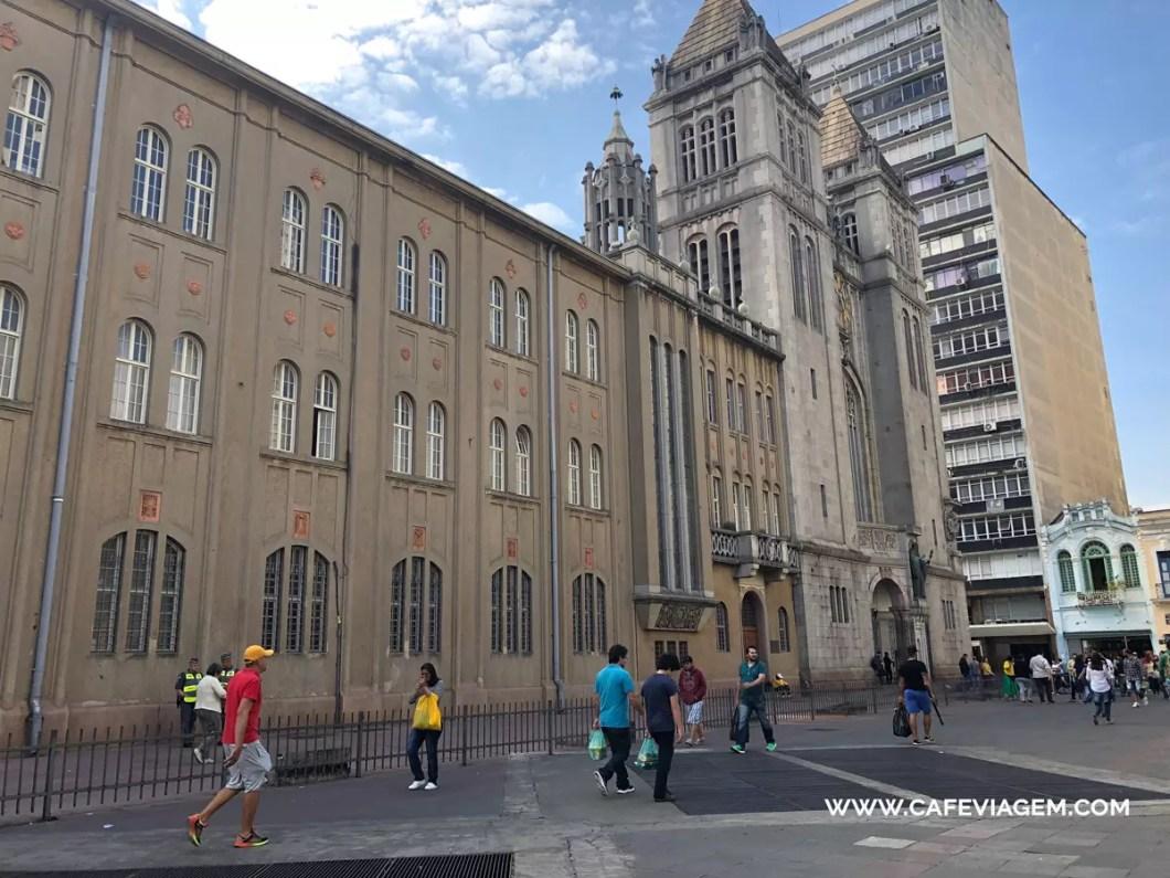 Mosteiro São Bento São Paulo