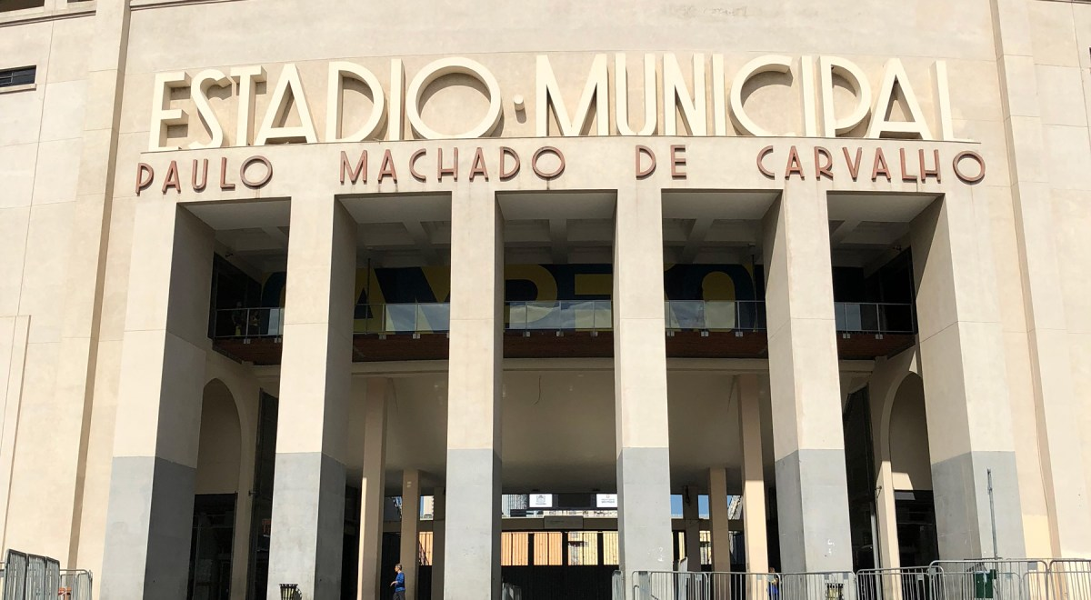 Museu do Futebol de São Paulo