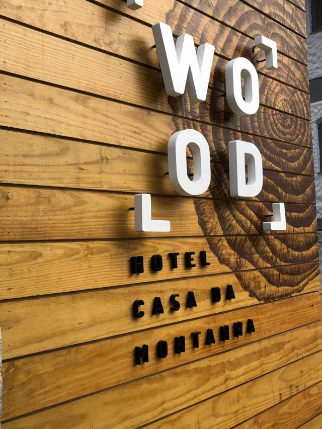 Wood Hotel Casa da Montanha