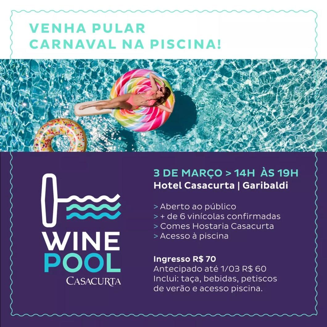 Wine Pool Casacurta