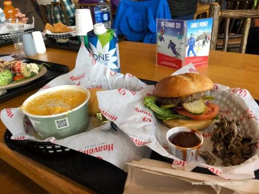 Onde comer em Lake Tahoe Heavenly